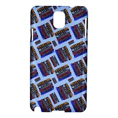 Abstract Pattern Seamless Artwork Samsung Galaxy Note 3 N9005 Hardshell Case