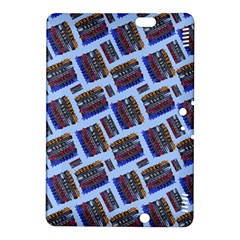 Abstract Pattern Seamless Artwork Kindle Fire HDX 8.9  Hardshell Case