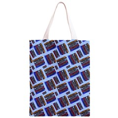 Abstract Pattern Seamless Artwork Classic Light Tote Bag