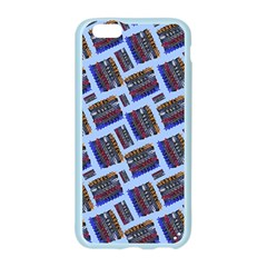 Abstract Pattern Seamless Artwork Apple Seamless iPhone 6/6S Case (Color)