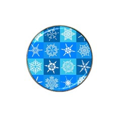 Background Blue Decoration Hat Clip Ball Marker (10 pack)
