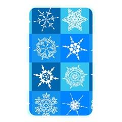 Background Blue Decoration Memory Card Reader