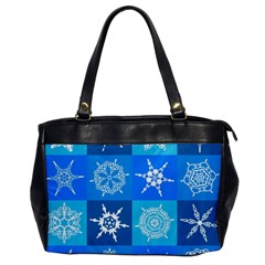 Background Blue Decoration Office Handbags