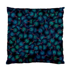 Background Abstract Textile Design Standard Cushion Case (One Side)