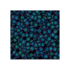 Background Abstract Textile Design Acrylic Tangram Puzzle (4  x 4 )