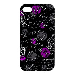 Purple mind Apple iPhone 4/4S Hardshell Case