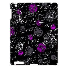 Purple mind Apple iPad 3/4 Hardshell Case