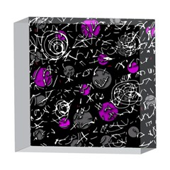 Purple mind 5  x 5  Acrylic Photo Blocks
