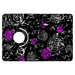 Purple mind Kindle Fire HDX Flip 360 Case