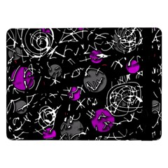 Purple mind Samsung Galaxy Tab Pro 12.2  Flip Case