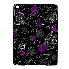 Purple mind iPad Air 2 Hardshell Cases