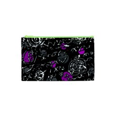Purple mind Cosmetic Bag (XS)