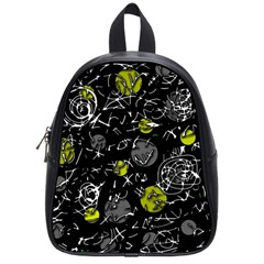 Yellow mind School Bags (Small)