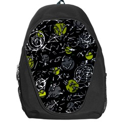 Yellow mind Backpack Bag