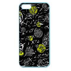 Yellow mind Apple Seamless iPhone 5 Case (Color)