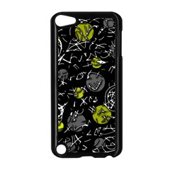 Yellow mind Apple iPod Touch 5 Case (Black)