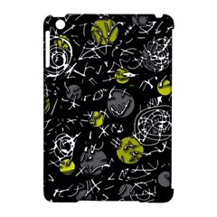 Yellow mind Apple iPad Mini Hardshell Case (Compatible with Smart Cover)