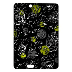 Yellow mind Amazon Kindle Fire HD (2013) Hardshell Case