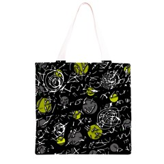 Yellow mind Grocery Light Tote Bag