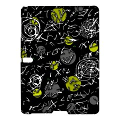 Yellow mind Samsung Galaxy Tab S (10.5 ) Hardshell Case