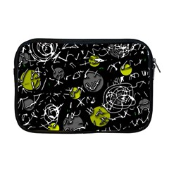 Yellow mind Apple MacBook Pro 17  Zipper Case