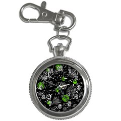 Green mind Key Chain Watches