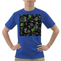 Green mind Dark T-Shirt