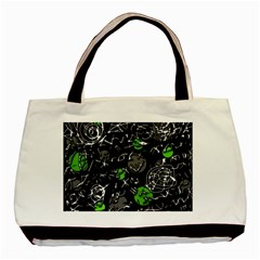 Green mind Basic Tote Bag