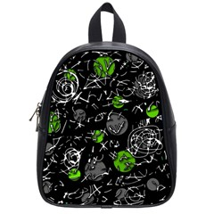 Green mind School Bags (Small)