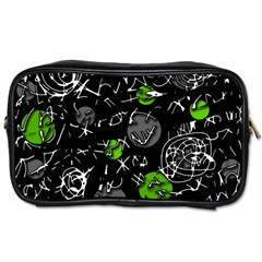 Green mind Toiletries Bags