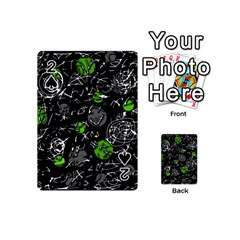 Green mind Playing Cards 54 (Mini)