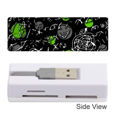 Green mind Memory Card Reader (Stick)