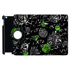 Green mind Apple iPad 2 Flip 360 Case