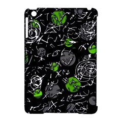 Green mind Apple iPad Mini Hardshell Case (Compatible with Smart Cover)