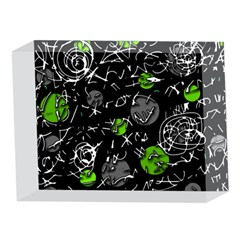 Green mind 5 x 7  Acrylic Photo Blocks
