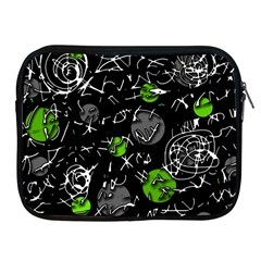 Green mind Apple iPad 2/3/4 Zipper Cases