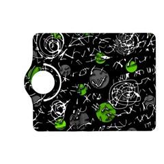 Green mind Kindle Fire HD (2013) Flip 360 Case