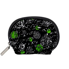 Green mind Accessory Pouches (Small)