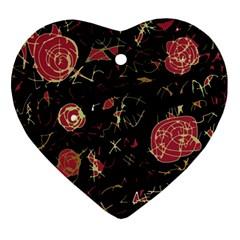 Elegant mind Ornament (Heart)