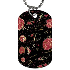 Elegant mind Dog Tag (One Side)
