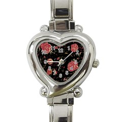 Elegant mind Heart Italian Charm Watch