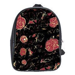 Elegant mind School Bags(Large)
