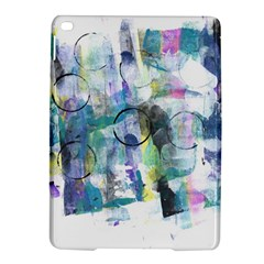 Background Color Circle Pattern iPad Air 2 Hardshell Cases