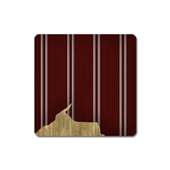 Background Texture Distress Square Magnet