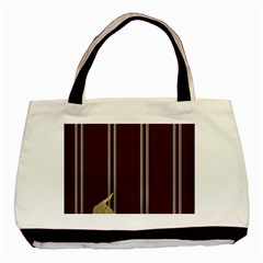 Background Texture Distress Basic Tote Bag (Two Sides)