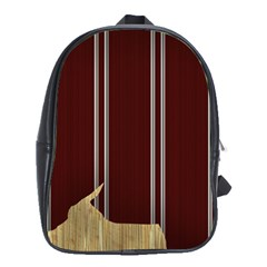 Background Texture Distress School Bags(Large)