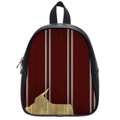 Background Texture Distress School Bags (Small)
