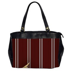 Background Texture Distress Office Handbags (2 Sides)