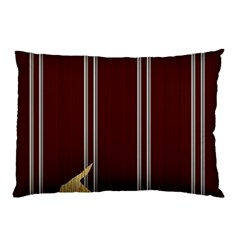 Background Texture Distress Pillow Case (Two Sides)