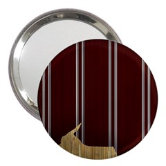 Background Texture Distress 3  Handbag Mirrors